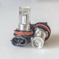 Светодиодная автолампа H11 10 SMD 2323