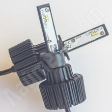 Комплект ламп головного света H1 9G CANBUS Philips Z-ES 3800 Лм