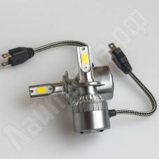 Комплект ламп головного света H7 C6 COB 6000 Лм