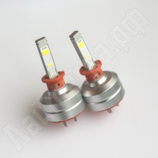 Комплект ламп головного света H1 8N 5400Лм с ДХО и canbus