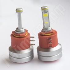 Комплект ламп головного света H15 8N 5400Лм с ДХО и canbus