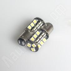 Светодиодная автолампа 1157 (BAY15D P21/5W) 5050SMD*27 CANbus