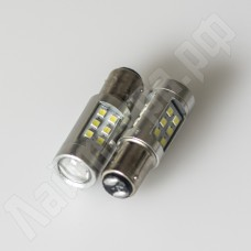 Автомобильная лампа BAY15D-1157 21 SMD2835 12В белый