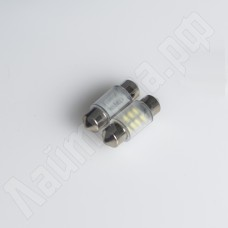 Светодиодная автолампа C5W festoon 31mm 3014SMD*8 в колбе