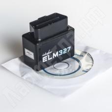 Сканер-адаптер ELM327 Bluetooth версия 1,5 (чёрный)