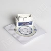 Сканер-адаптер ELM327 WiFi super obd mini