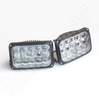 Комплект фар рабочего света 45Вт 4D combo beam (2 шт.)